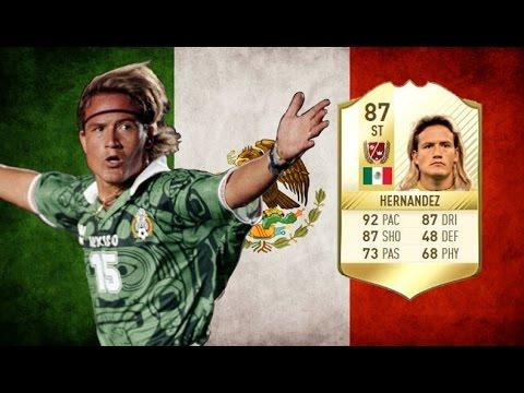 FIFA 17 - Luis Hernandez - Legend Review