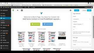 Videotube - How to build a homepage/landing page.
