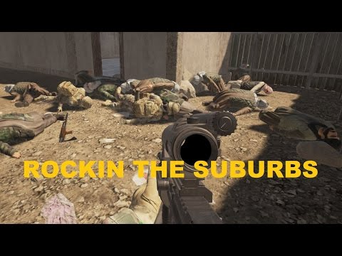 Rockin' the Suburbs - Al Basrah AAS - V9 Squad Gameplay