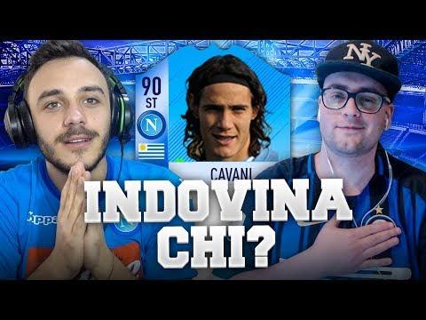 INDOVINA CHI? NAPOLI vs INTER EDITION!!! w/Kreepah12