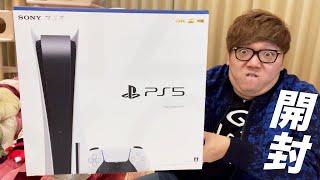 【PS5】プレステ5がキター!開封してテレビ繋いだら画質良すぎ&コントローラー振動ヤバすぎ…【ヒカキンTV】
