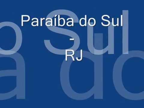 Paraíba do Sul - RJ