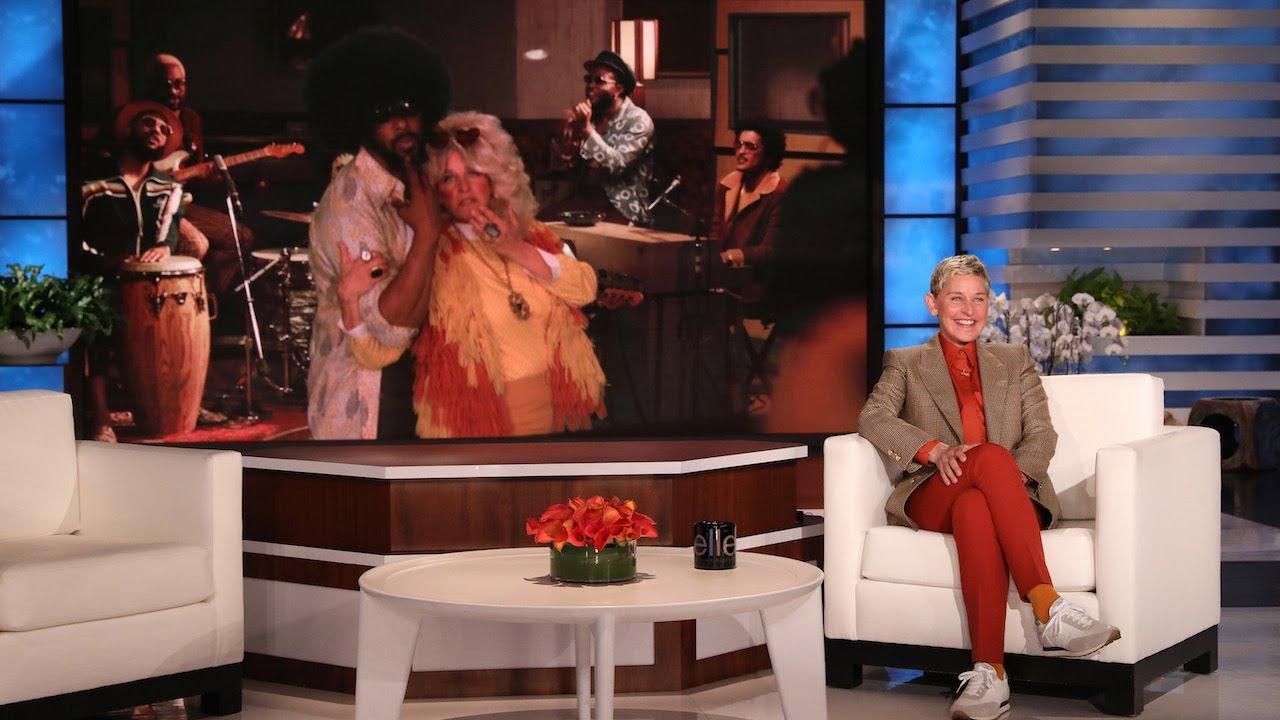 Ellen & tWitch Leave the Door Open