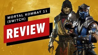 Mortal Kombat 11 Switch Review