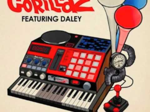 Gorillaz feat. Daley - Doncamatic HQ