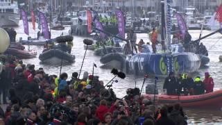 Francois Gabart wins the Vendée Globe Week 12 Highlights