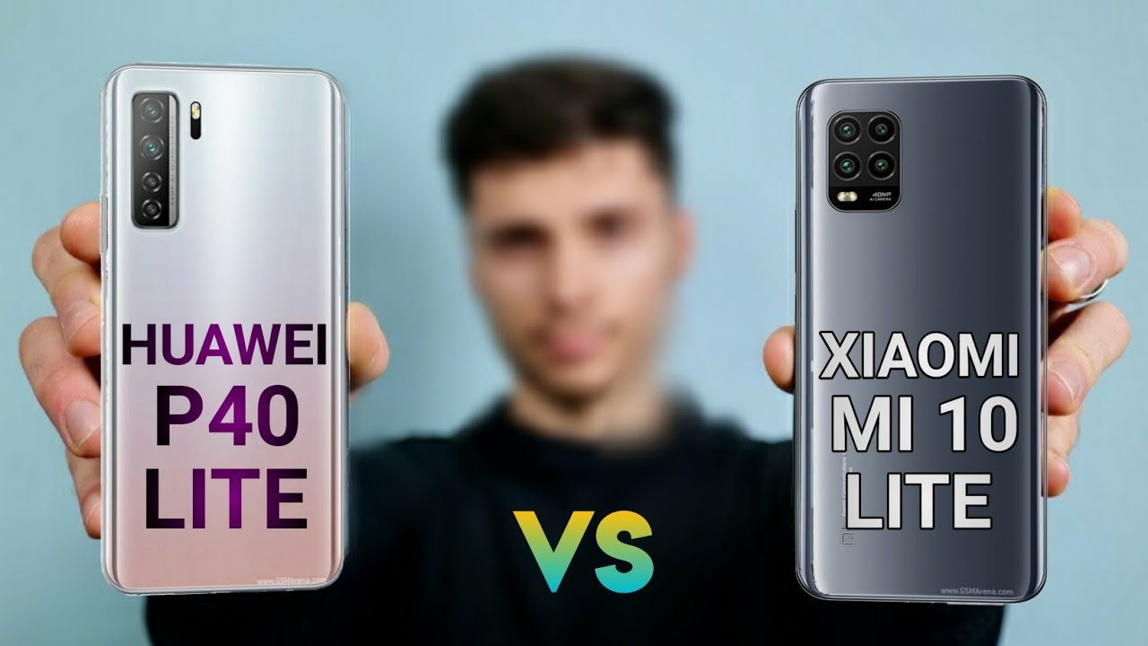 Huawei P40 Lite 5G vs Xiaomi Mi 10 Lite 5G || Full Comparison || Camera, Performance, Battery, Price
