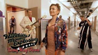 'Long Way Down' HILLBILLY MOON EXPLOSION (Viva Las Vegas) BOPFLIX sesssions
