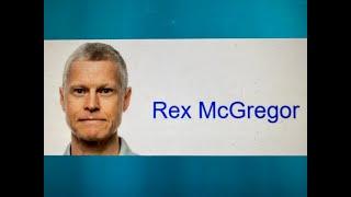 Playwright Rex McGregor New Zealand playwright