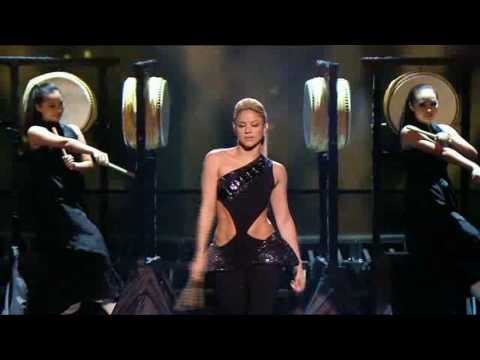 "Shakira ""Did it again"" Live on X Factor 15 Nov 2009 HQ"
