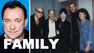 Neil Peart Family Photos | Father,  Mother,  Wife,  Siblings & Daughter  2020
