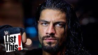 Roman Reigns' biggest milestones: WWE List This