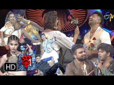 Dhee 10 |  18th April 2018   | Full Episode | ETV Telugu