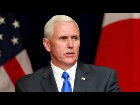 Thumbnail: VP Pence to North Korea: 'Sword stands ready'