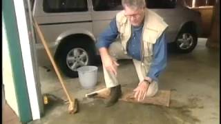 AskShell Tip Of The Day - How To Repair Concrete Spalling