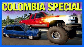 The Grand Tour Game : THE COLOMBIA SPECIAL!!