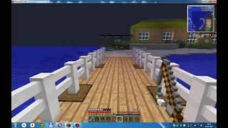 Выживание в Minecraft с модами #8 Достроил дом. Рыбалка. Черепа в аду нужен экзорцист !