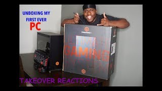 *Console Gamer* Unboxing His First Ever Cyberpower PC!!