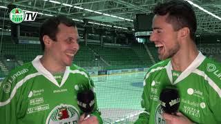 Rögle BK spelar EA SPORTS NHL 18 och gissar spelarattribut