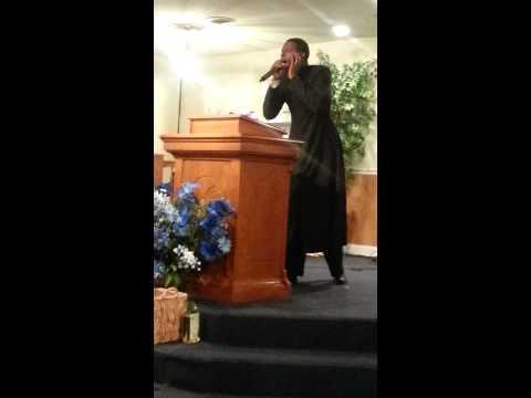 Pastor Johnny Brown