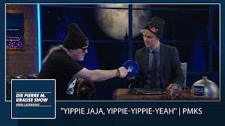 """""""Yippie jaja, yippie-yippie-yeah"""" mit Markus Krebs"""