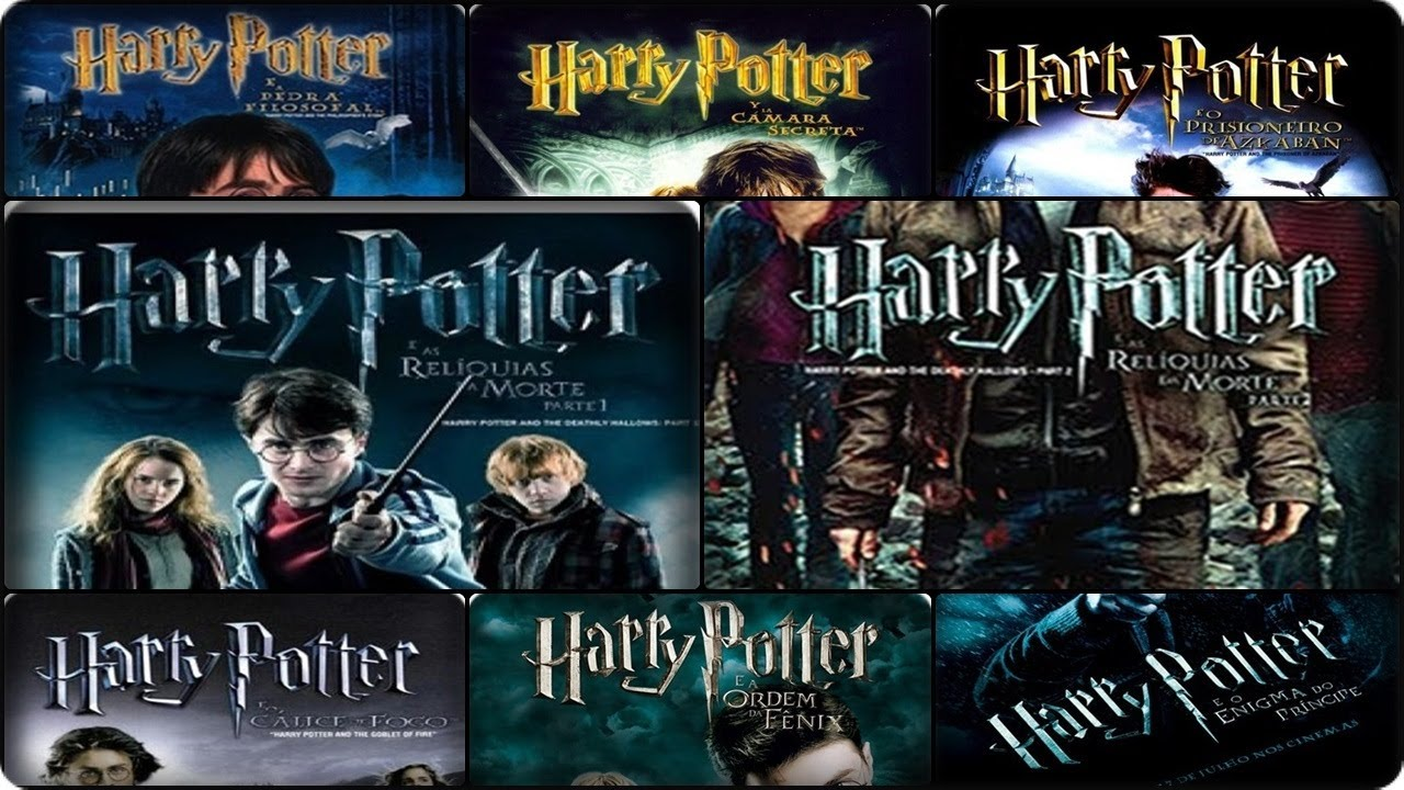 Sequencia harry potter