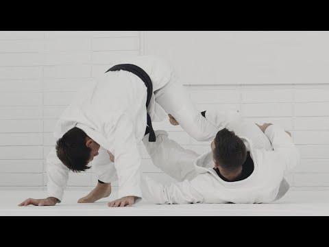 Rafael Mendes | Drill Session: Counter-Attacking the Sweep | Art of Jiu Jitsu