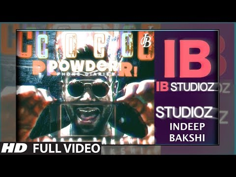 Coco Powder | Indeep Bakshi | Phone diaries | Full Video Song 2018 | IBSTUDIOZ