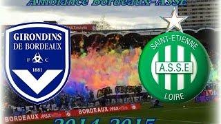 Bordeaux ASSE 2014-2015