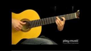 Accompagnamenti Bossa Nova per chitarra