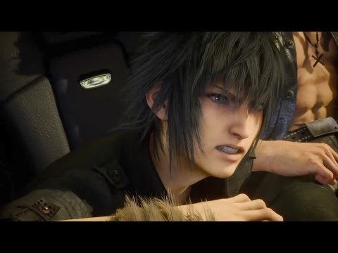 Final Fantasy 15 - Bosses and Towns Gameplay Trailer (Final Fantasy XV) (FF15) (FFXV)