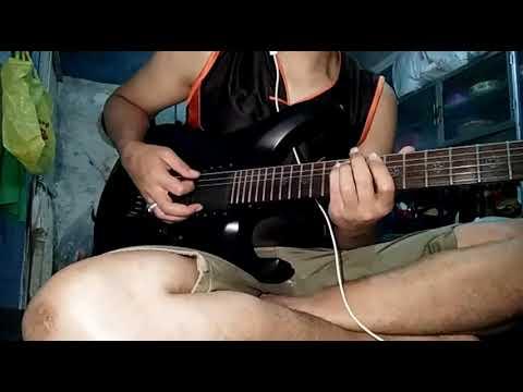 Guitar cover dangdut GHIBAH RHOMA IRAMA