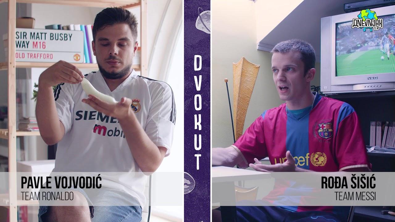DVOKUT - Mesi i Ronaldo