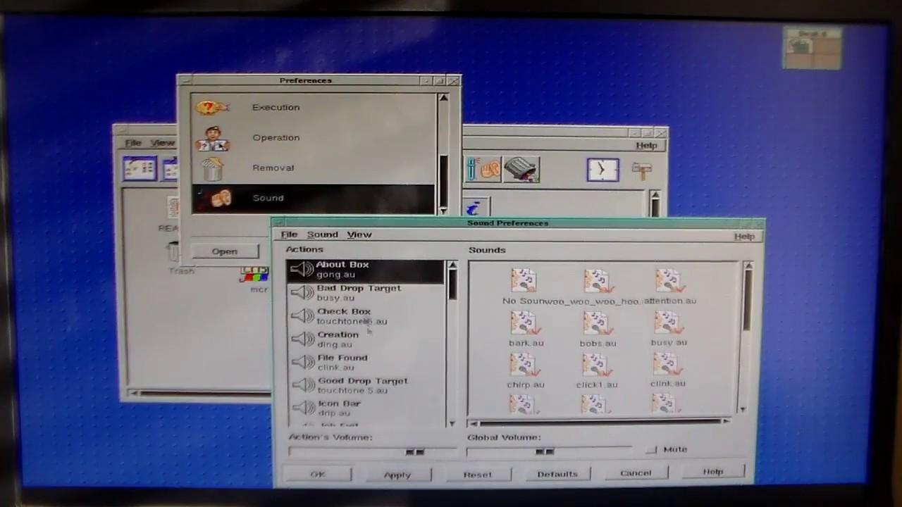 Looking Glass Desktop - Open Linux 1 3 - Caldera - 1998