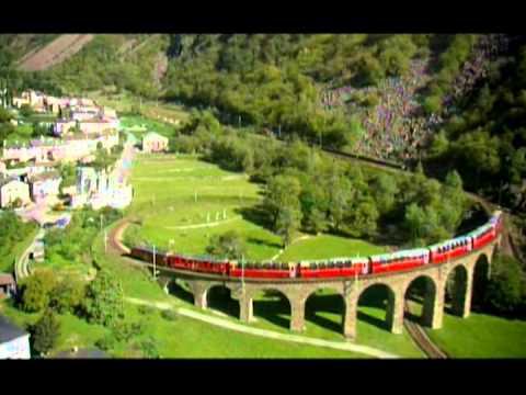 輕鬆瑞士鐵路遊 (一) - YouTube