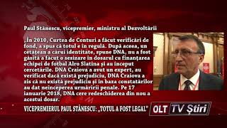 VICEPREMIERUL PAUL STANESCU TOTUL A FOST LEGAL 2501