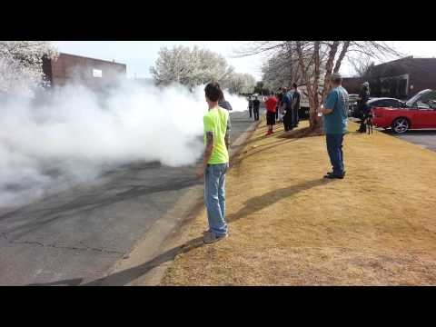2014 Pro Dyno Cruise-In Burnout Foxbody