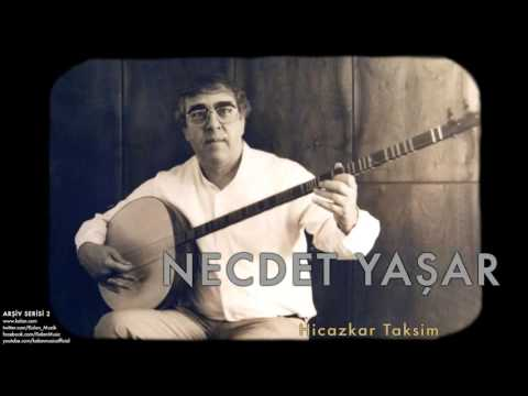 Necdet Yaşar - Hicazkar Taksim [ Arşiv Serisi 2 © 1998 Kalan Müzik ]