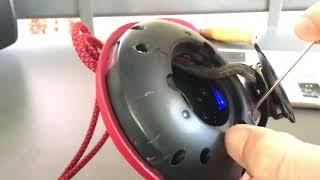 Whats inside a huawei CM51 bluetooth speaker?