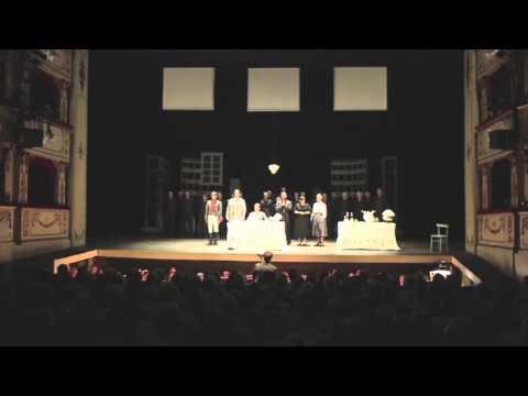 Rossini Opera Festival 2014 Il Barbiere di Siviglia Stretta - Finale atto I