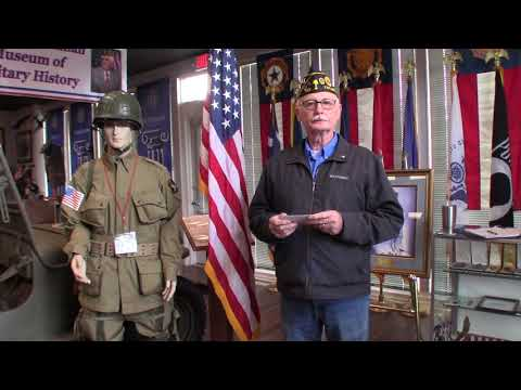 Military History at American Legion post 214 and (Museum)
