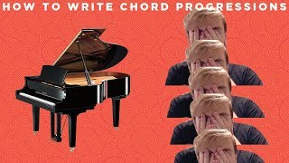 How To Write Unique And Interesting Chord Progressions