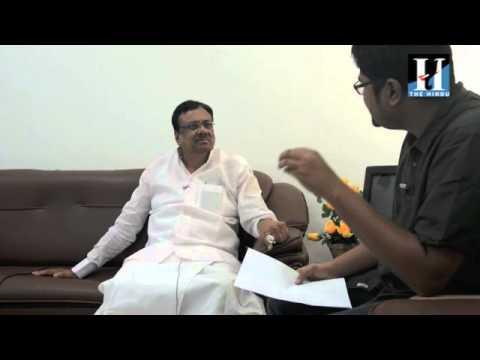 Focus Tamil Nadu: E.V.K.S. Elangovan