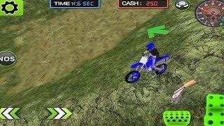 Offroad Bike Stunt Mobile/Tablet Gameplay