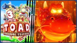 Captain Toad: Treasure Tracker #3 - Draggadon - taki smok