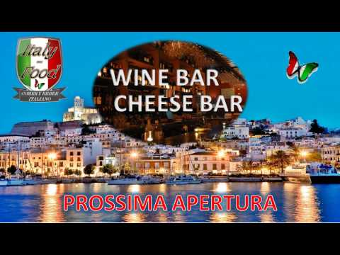 WINE BAR CHEESE BAR ITALIAN STORE IBIZA