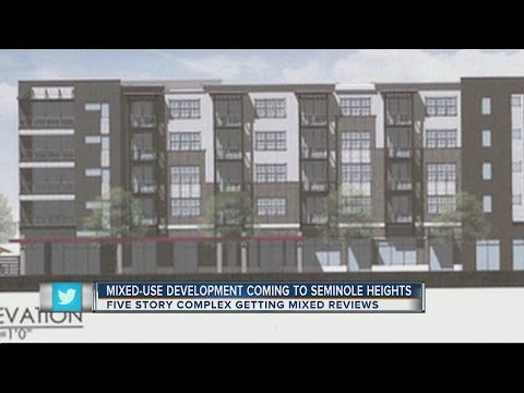 Mixed-use development coming to Seminole Heights