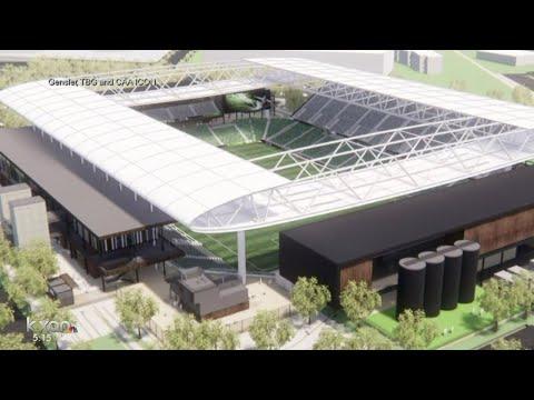 Renderings released of what MLS stadium in north Austin could look like