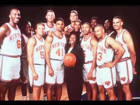 "Eddie 1996 ""New York Knicks"" - It's All The Way Live"