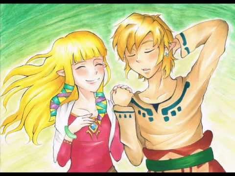 (Skyward Sword) Zelda & Link ~Theme of Love~ - YouTube